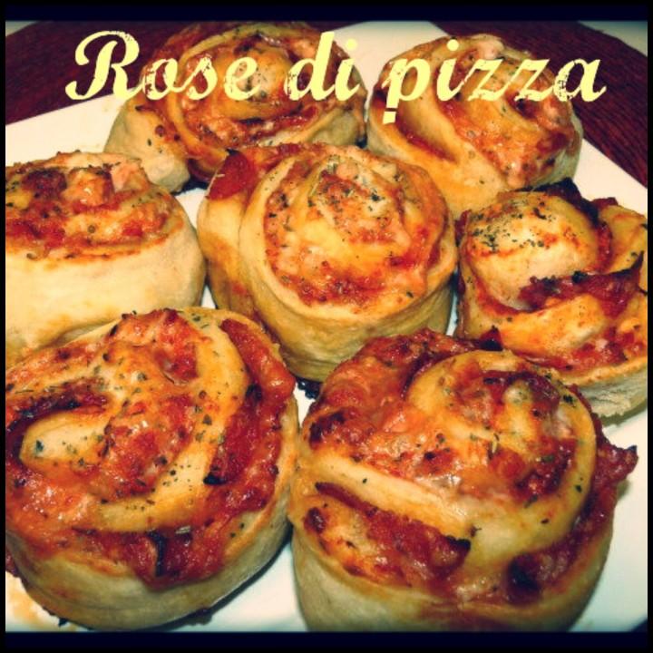 Rose di pizza