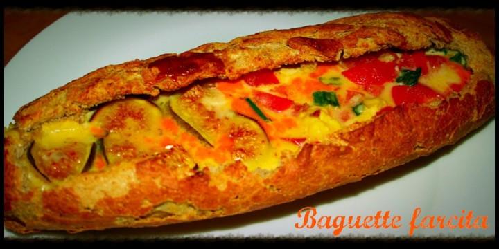 Baguette farcita