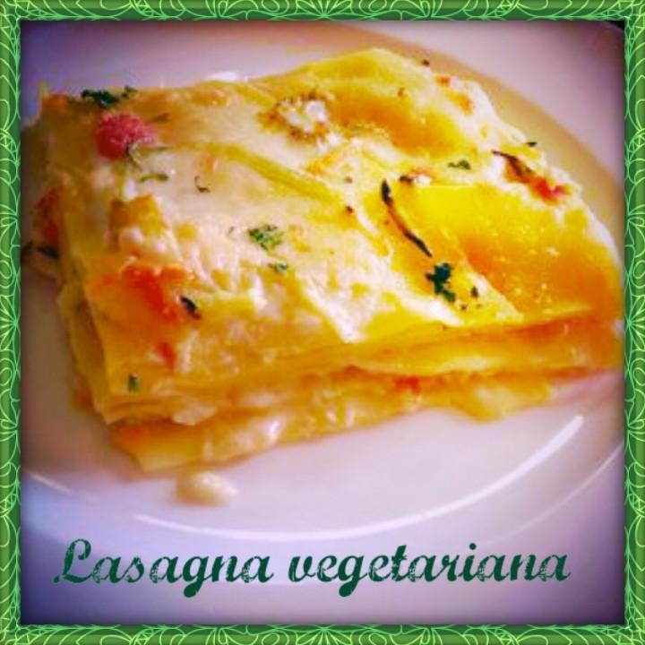 Lasagna vegetariana una cucina da single - Una vegetariana in cucina ...