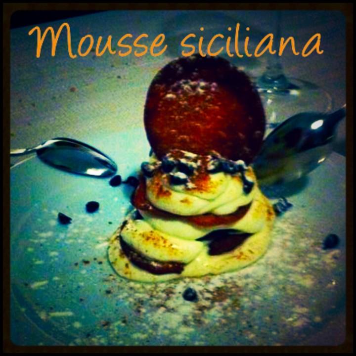 Mousse siciliana
