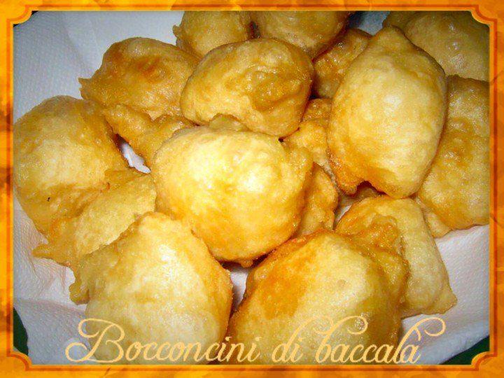 Bocconcini di baccalà