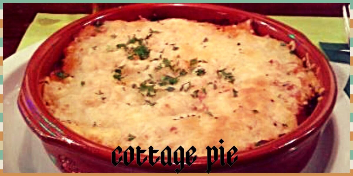 Cottage pie ricetta ed ingredienti dei foodblogger italiani for Cottage inglese perfetto
