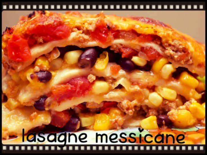 Lasagne messicane
