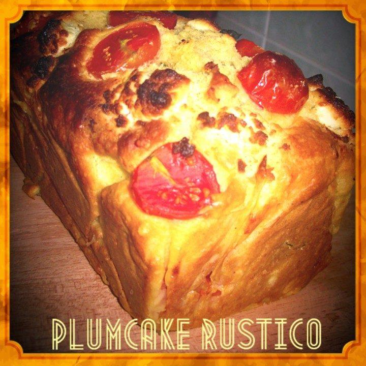 Plumcake rustico