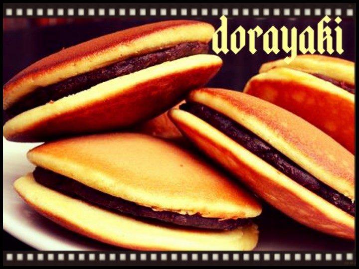 Dorayaki con la Nutella