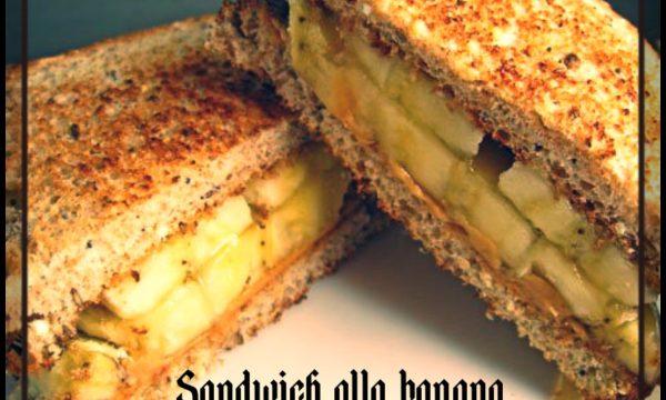 Sandwich di banana