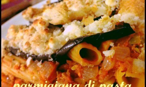 Parmigiana di pasta