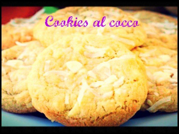 Cookies al cocco