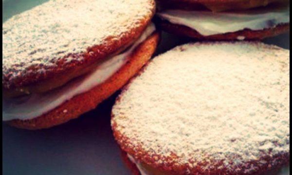 Biscotti mascarpone e cioccolato bianco