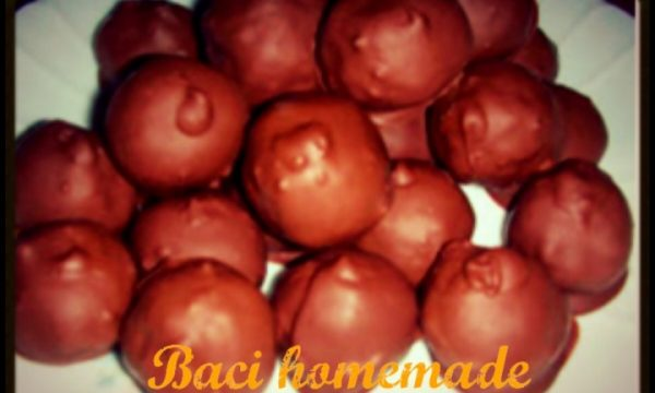 Baci homemade