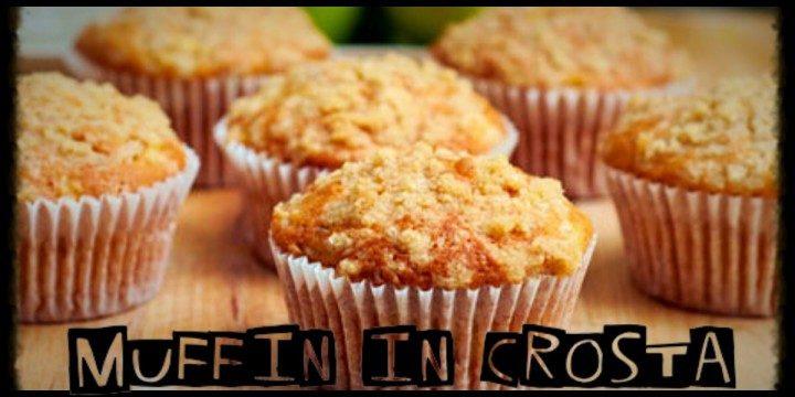 Muffin in crosta