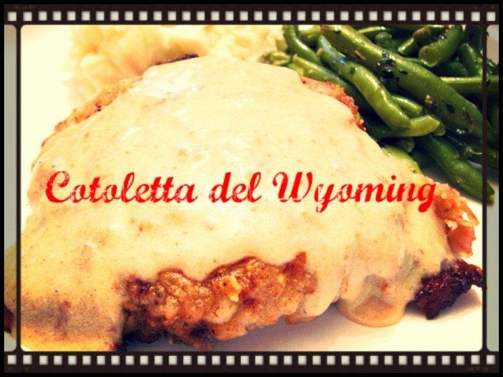 Cotoletta del Wyoming