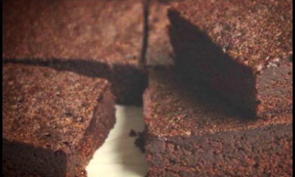 Brownies alle prugne
