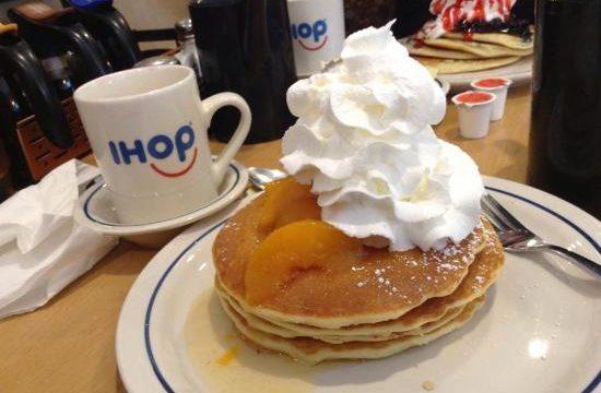 New York in 5 pancakes