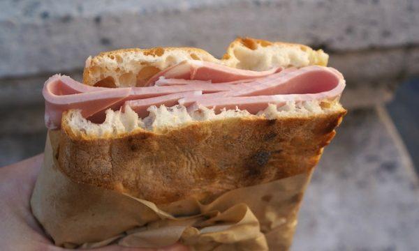 Dove mangiare pizza e mortazza a Roma