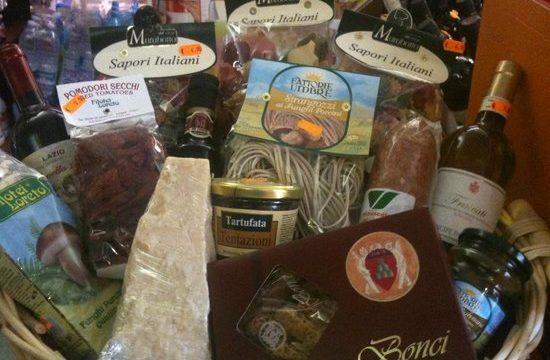 Cesti di Natale: dove acquistarli a Roma?