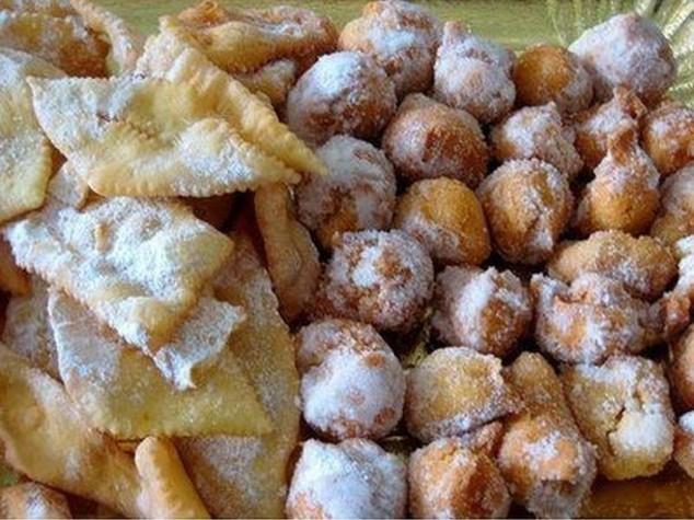 Dove mangiare i dolci di carnevale a Roma