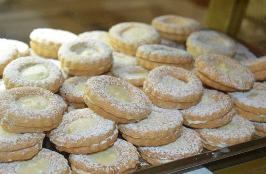 Biscotti alla crema