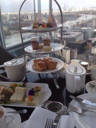 Le migliori sale da tè di Londra