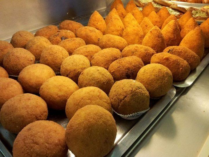 Gli arancini più buoni di Palermo