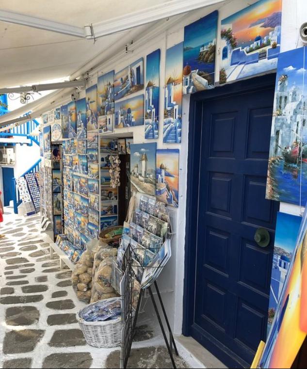 Vacanza a Mykonos: suggerimenti low cost