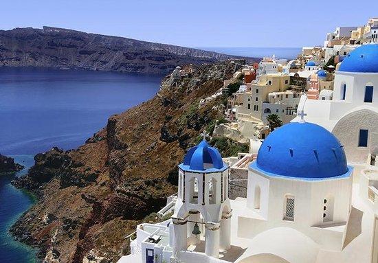 Viaggio a Santorini low cost