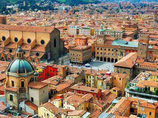 Week-end a Bologna