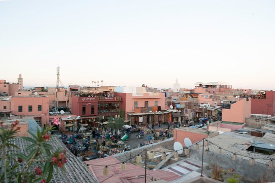 Marrakech in 4 giorni