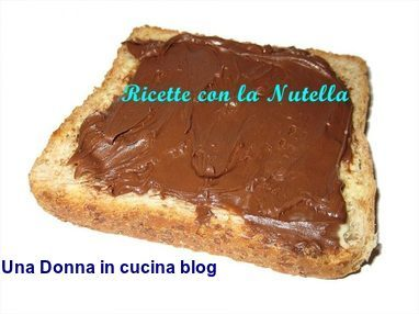 Ciambella con Nutella