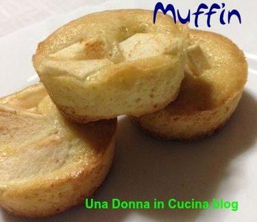 Muffin Bimby alle mele