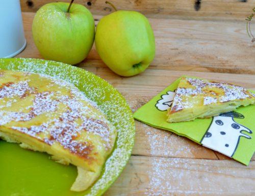PARADELL, torta di mele in padella
