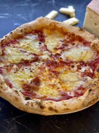 pizza alla valdostana