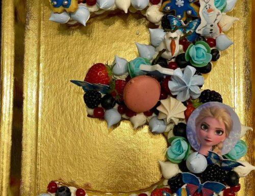 Cream Tarte tema Frozen!