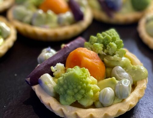 Tartellette salate