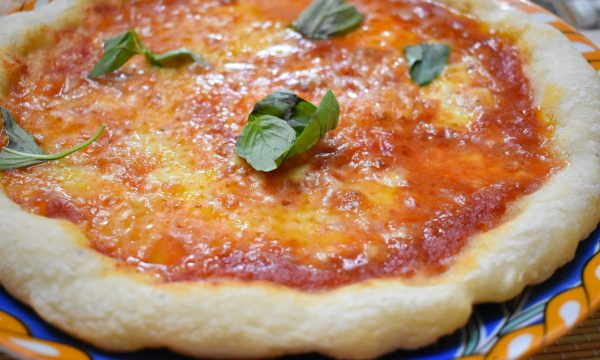 Pizza 24h di lievitazione