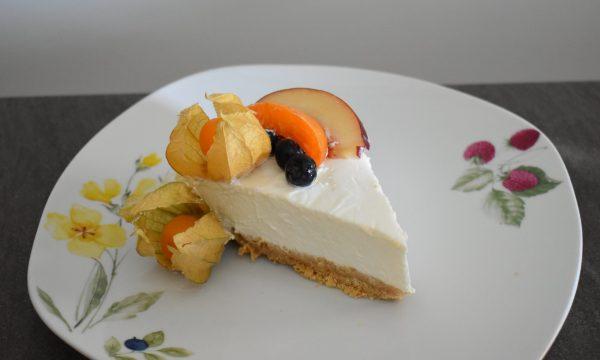 Cheesecake allo yogurt greco