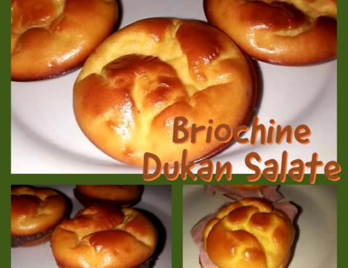 Briochine Dukan salate