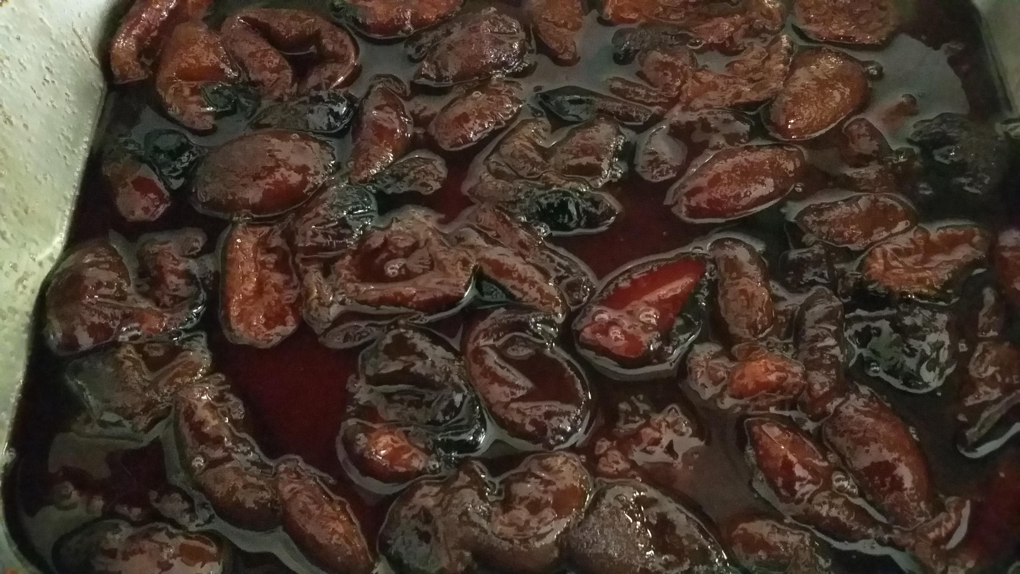 Far Bollire Vasetti Marmellata marmellata di prugne al forno | una maestra in cucina