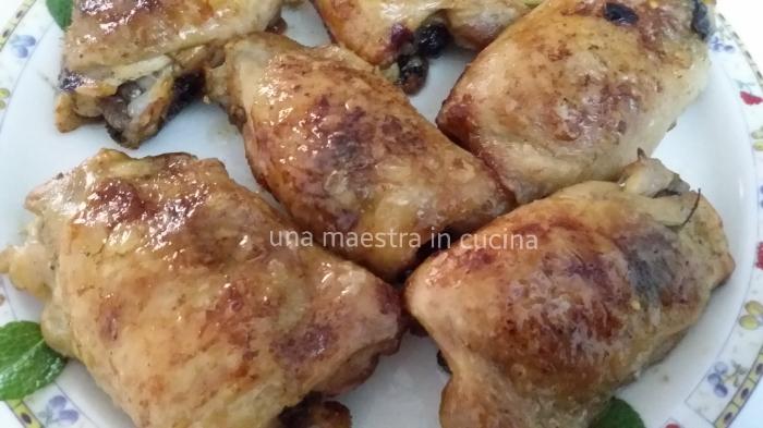 Pollo vinaigrette