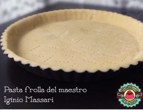 La pasta frolla del maestro Iginio Massari