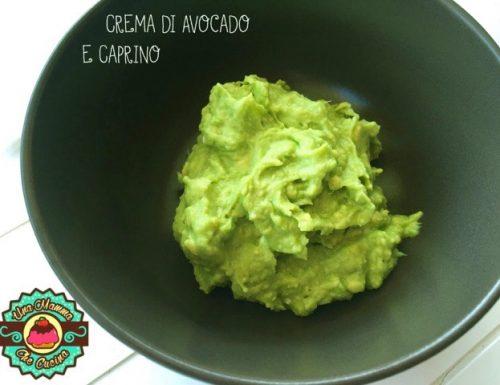 Crema di Avocado e Caprino