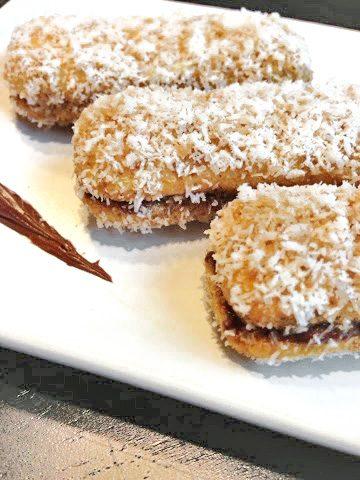 Biscottini con Nutella e Mascarpone