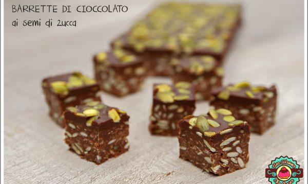 Buon Compleanno Club del 27: le mie barrette di cioccolato ai semi di zucca senza cottura