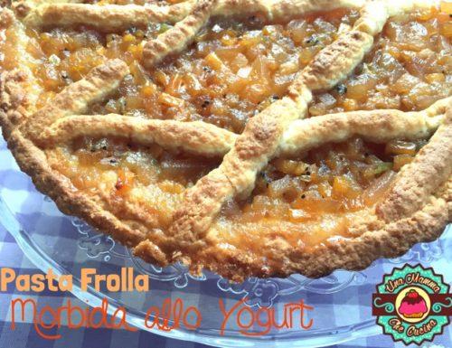 Pasta Frolla Morbida allo Yogurt. Così Facile che Saprebbe Farla anchemio Marito!