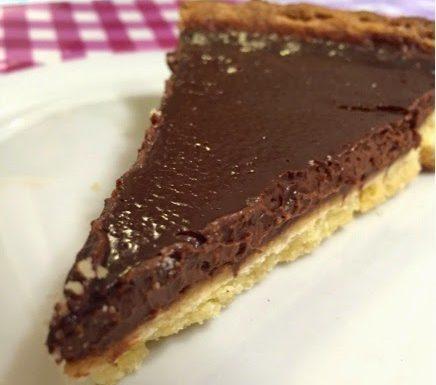 Tarte Robuchon, la Mia Versione ai 2 Cioccolati