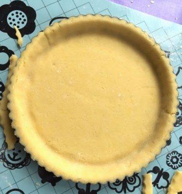 Pasta Frolla Sabbiata e Cottura in Bianco