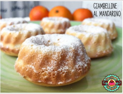 Ciambelline al Mandarino