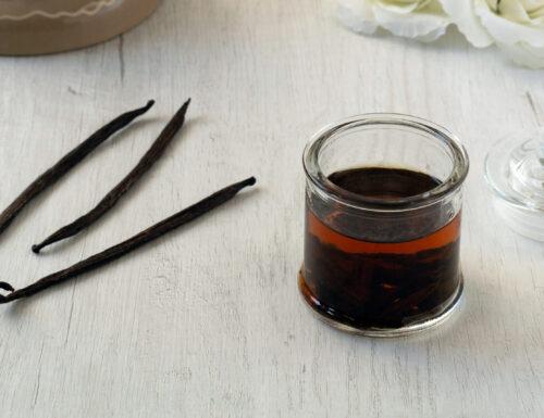 Estratto di vaniglia – metodo a freddo