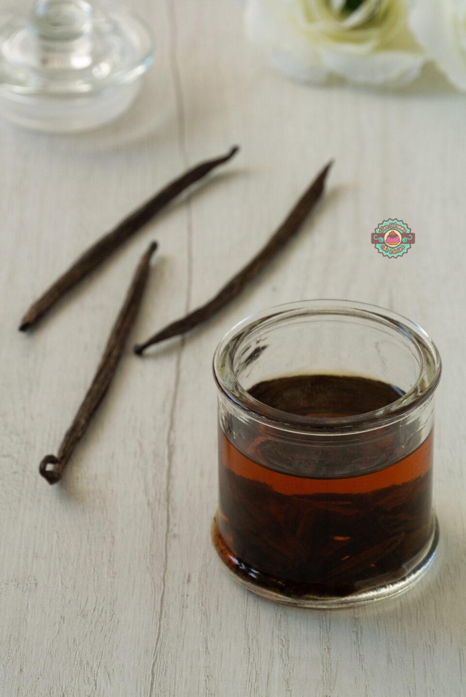 Estratto di vaniglia - metodo a freddo