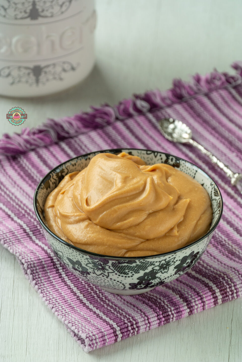 Crema al caramello salato - per farcire